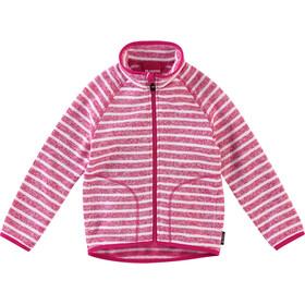 Reima Havn Veste en polaire Enfant, raspberry pink